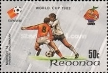 [Football World Cup 1982 - Spain, Typ BT]