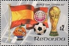 [Football World Cup 1982 - Spain, Typ BY]