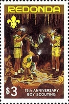 [The 75th Anniversary of Boy Scouting, type CD]