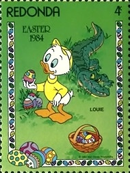 [Easter - Walt Disney, type DW]