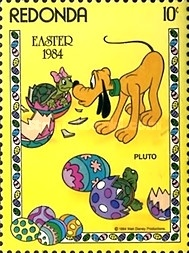 [Easter - Walt Disney, type DY]