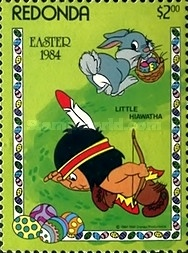 [Easter - Walt Disney, type DZ]