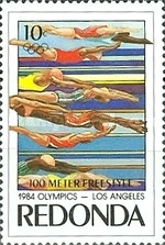 [Olympic Games - Los Angeles, USA, type EC]