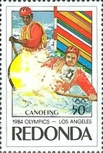 [Olympic Games - Los Angeles, USA, type ED]