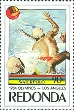 [Olympic Games - Los Angeles, USA, type EE]