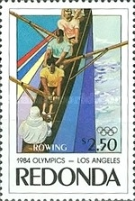 [Olympic Games - Los Angeles, USA, type EF]