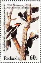 [Birds - The 200th Anniversary of the Birth of John James Audubon, 1785-1851, Typ EN]