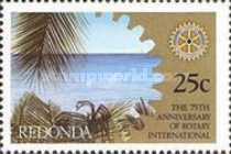 [The 75th Anniversary of Rotary International, type X]