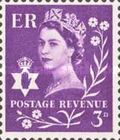[Queen Elizabeth II - Regional Definitives, type A]