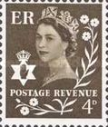 [Queen Elizabeth II - New Color & New Value, type A5]