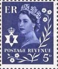 [Queen Elizabeth II - New Color & New Value, Typ A6]