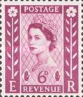 [Queen Elizabeth II - Regional Definitives, Typ B]