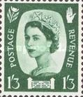 [Queen Elizabeth II - Regional Definitives, type C]