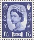 [Queen Elizabeth II - New Values. 2-Band Phosphor, type C1]