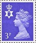 [Queen Elizabeth II - New Definitive Issue, Typ D1]