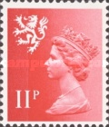 [Queen Elizabeth II - New Values, type D11]