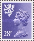 [Queen Elizabeth II - New Values, type D28]