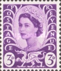 [Queen Elizabeth II - Regional Definitives, Typ A]