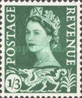 [Queen Elizabeth II - Regional Definitives, Typ C]