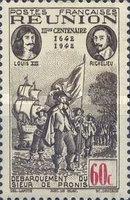[The 300th Anniversary of Affiliation to France, type BD]