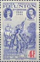 [The 300th Anniversary of Affiliation to France, type BD3]