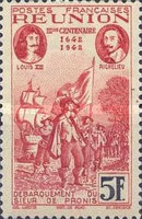 [The 300th Anniversary of Affiliation to France, type BD4]