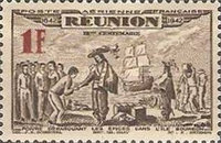 [Airmail - The 300th Anniversary of Affiliation to France, type BE]