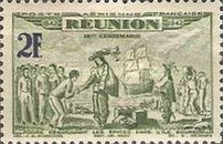 [Airmail - The 300th Anniversary of Affiliation to France, type BE1]