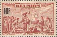 [Airmail - The 300th Anniversary of Affiliation to France, type BE4]