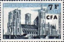 [Stamps of France Surcharged, type DA2]