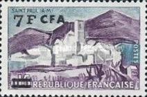 [Stamps of France Surcharged, type DG1]