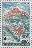 [Stamps of France Surcharged, type DO1]