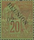 [Issue of 1891 Overprinted, type G]