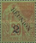 [Issue of 1891 Overprinted, type G3]