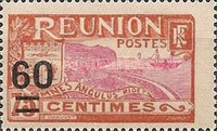 [Stamps of 1907-1917 Surcharged, type T2]