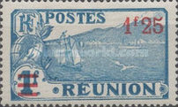 [Issue of 1922 & Not Issued Stamps Surcharged, type U1]