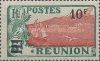 [Issue of 1922 & Not Issued Stamps Surcharged, type U4]