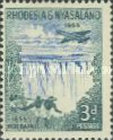 [The 100th Anniversary of the Discovery of Victoria Falls, Typ D]