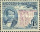 [The 100th Anniversary of the Discovery of Victoria Falls, Typ E]
