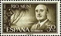 [The 25th Anniversary of General Franco's Government Takeover, Typ L]