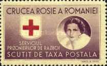 [Red Cross Issue - Inscription