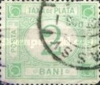 [Numeral Stamps, type E]