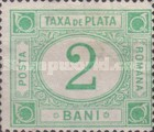 [Numeral Stamps - Watermarked, type F]