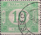 [Numeral Stamps - Watermarked, type F2]