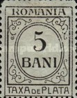 [Numeral Stamps - Greenish Paper, type S10]