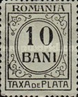 [Numeral Stamps - Greenish Paper, type S11]