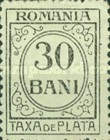 [Numeral Stamps - Greenish Paper, type S20]