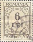 [Numeral Stamps - Greyish Paper, type S32]