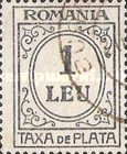 [Numeral Stamps - White Paper, type S40]