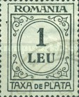 [Numeral Stamps - Greenish Paper, type S44]